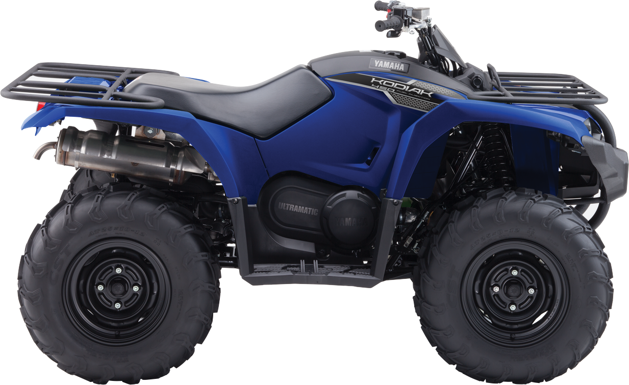 yamaha ATV vehicle